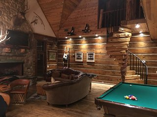 Indian Lookout Lodge - Broken Bow, Oklahoma
