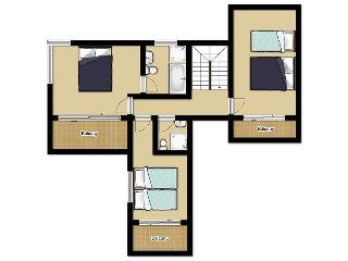 3 bedroom Villa in Cala Blanca, Balearic Islands, Spain : ref 5334749