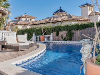 Stunning three bedroom Villa with fabulous swimming pool.