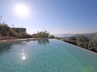 Villa 10pers - Vue mer - Piscine privative - Climatisation - Les Issambres