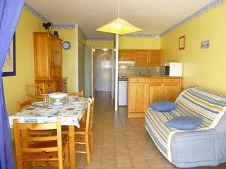 Rental Apartment Saint-Jean-de-Monts, studio flat, 4 persons