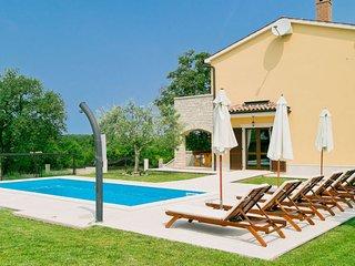 4 bedroom Villa in Vošteni, Istarska Županija, Croatia : ref 5061077