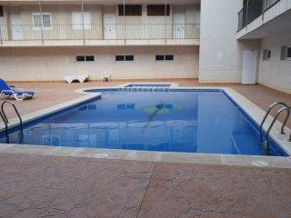 Excelente apartamento a 150m de la playa en una zona inmejorable de Bolnue