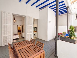 S4 Blau Mar - Next to San Sebastian Beach - Tourist Apartments in Sitges, Catalu