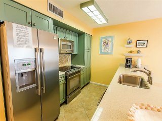 Blue Surf 8 * Beautiful Gulf Views from this 2 Bedroom/2Bath Townhome
