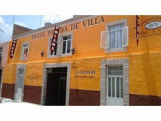 Posada de Villa le ofrece habitaciones limpias,amplias y confortables.