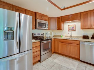 Renovated Maui Banyan Complex; Walk to Kam II Beach; Modern Kitchen!