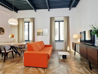 Elegant 2bdr for 6 people in the centre of Rome!
