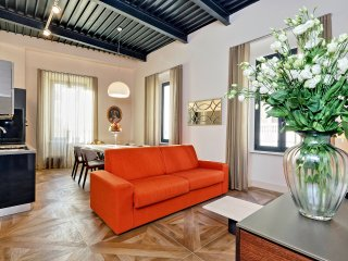 Elegant 2bdr in the heart of Rome, Barberini