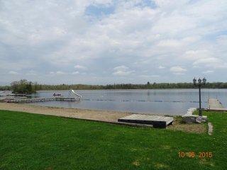 Pigeon lake waterfront