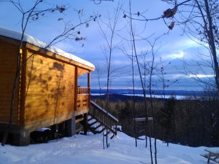 Trackers Cabin