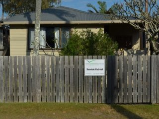 SANDY HOOK COTTAGE - Wooli, NSW