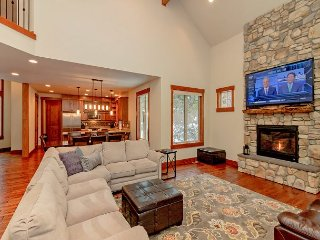 Winter Specials! Crooked Antler in Suncadia! 5BR | 3.5BA | Slps 12