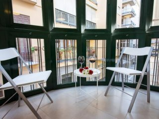 Apartment in Malaga 102289
