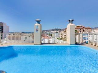 Apartamento Andalucia 203, Suite con Vista al Mar
