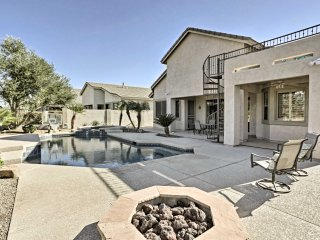 NEW! 4BR Phoenix House w/ Private Pool & Hot Tub!