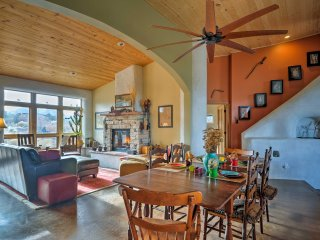 NEW! 6BR Del Norte House on 50 Acres Off the Grid!