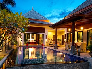 Serviced Luxury Pool Villa in the Jungle - 3 Bedroom Villa(Unit B)