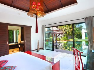 Serviced Luxury Pool Villa in the Jungle- 3 Bedroom(Unit A)
