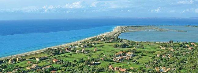 Agios Ioannis Beach and the Olive Grove