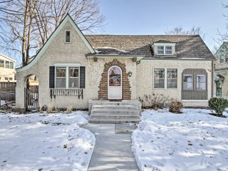 NEW! 4BR Minneapolis Home by Theodore Wirth Park