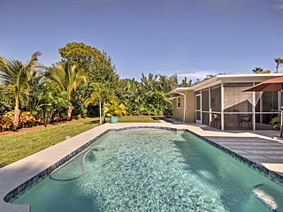 NEW! 3BR Venice Home w/ Pool - Walk to the Beach!