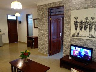 Morning Star Diani - 1 Bedroom Apartment (B)