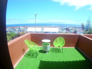 5 The Pier Apt 2 beds Sea view