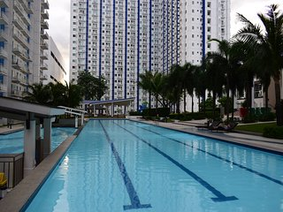 Condo Staycation at the Heart of SM City North EDSA, Quezon City