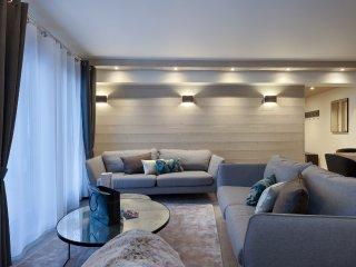 Le C - A06 - Résidence neuve centre village avec Spa, Restaurant & Ski room