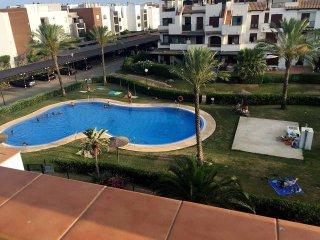 Vera Playa-Apartamento I4-2D Jardines Nuevo Vera 2D