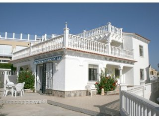 Villa Claveles, Playa Flamenca - Luxury Villa with p