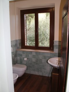 Bagno privato camera principale