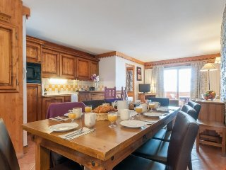 Exceptional 3 BR Apartment at Premium Residence Les Hauts Bois