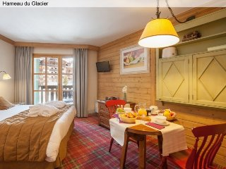 Standard Studio for 2 at Arc 1950 Le Village, Les Arcs
