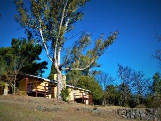 Casa 'Los Pilares' con vistas al lago Los Molinos