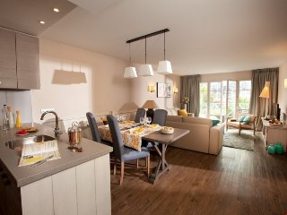 Superior 3 BR Apartment for 8 at Presqu'ile de la Touques, Deauville