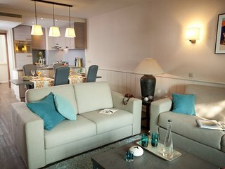 Standard 2 BR Apartment for 6 at Presqu'ile de la Touques, Deauville