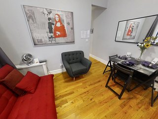 Gorgeous, Newly Renovated, Fully Furnished 2 Bdr, near subways & Central Park