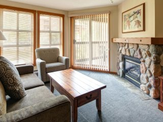 2 Bedroom Condo | Ski Tip and Tamarack Lodge, Panorama