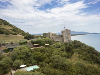 Villa Talamone 12 - Wonderful villa overlooking the Maremma coast