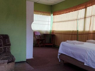 Habitación  Matrimonial en Amazon Queen Lodge