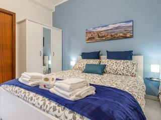SFOGLIATELLA Bed - Cosy, central