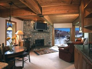 2 Bedroom Deluxe for 7 at Interlude Condominiums in Snowmass, CO