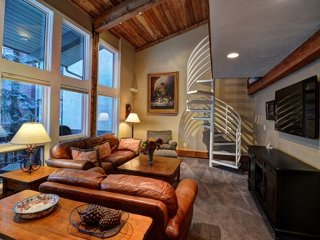 3 Bedroom Deluxe for 8 at Interlude Condominiums in Snowmass, CO