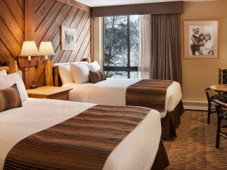 Deluxe Room at Stonebridge Inn in Snowmass