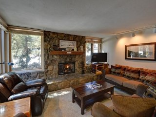 3 Bedroom Deluxe for 8 at Tamarack Townhomes in Snowmass, CO