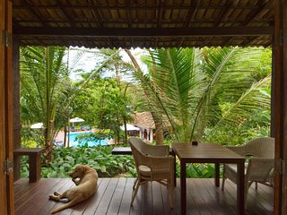 Gipsy Bungalow for 4 at Etnia Brasil in Trancoso, Bahia