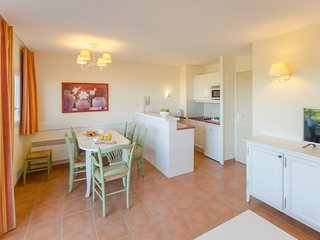 Standard 1 BR Apartment for 5 at Pont Royal en Provence