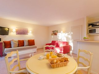 Superior 1 BR Apartment for 4 at Pont Royal en Provence